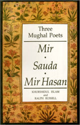 THREE MUGHUL POETS AND GHALIB